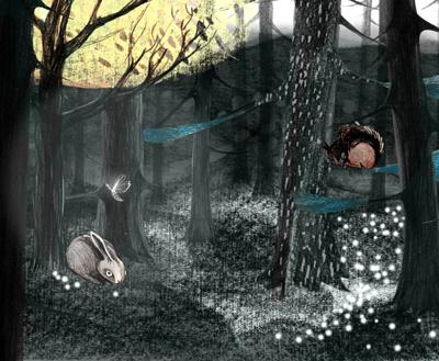 Skovunivers til interaktiv læring